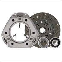 Clutch Parts for Ford 8N