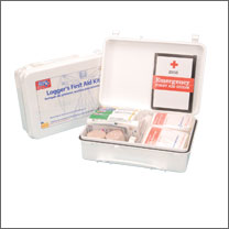Logger's First Aid Kit