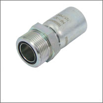 Hydraulic Crimp-On Fittings