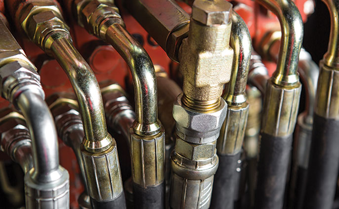 Hydraulic Fittings, Pumps, Couplers, and Hoses
