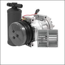 Gleaner Air Conditioning Parts