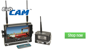 Shop CabCAM Systems, Cameras, Montors, Adapter Cables and more!