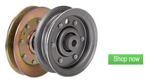 Lawn Mower Pulleys