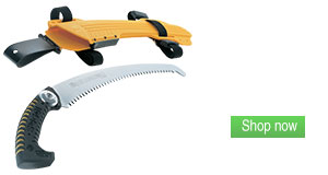 Shop Saws & Pruners from brands like Fiskars, Fred Marvin, Silky and more